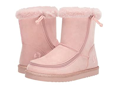 BILLY Footwear Kids Cozy Boot (Little Kid/Big Kid) (Blush) Girls Shoes