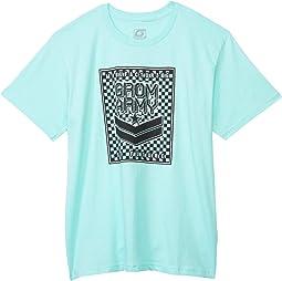 Checker Army T-Shirt Short Sleeve (Little Kids/Big Kids)