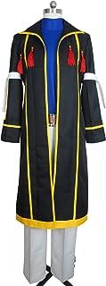 Siegrain Mystogan Jellal Fernandes Oracion SEIS Uniform Cosplay Costume