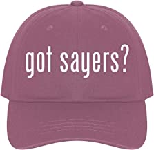 The Town Butler got Sayers? - A Nice Comfortable Adjustable Dad Hat Cap