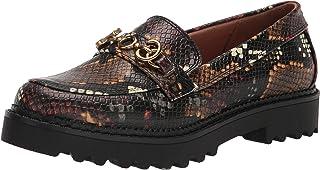 حذاء نسائي بدون كعب بتصميم السيرك بواسطة سام إيدلمان ديانا, (Spice Multi Snake Pr), 39 EU