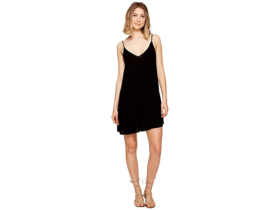 Roxy Swing Dress (Anthracite) Women