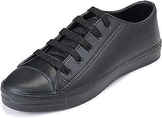 Camfoot Men Black-795 Casual Sneakers Shoes.