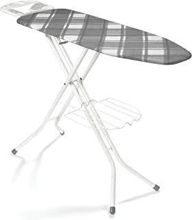"Polder IB-1558BBB Deluxe Ironing Board, 48"" x 15"", Includes Cover and Pad"