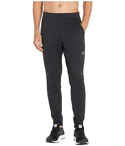 New Balance Q Speed Crew Run Pants (Black) Men