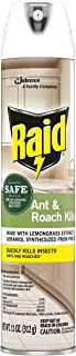 Raid Ant & Roach Killer Spray for Listed Bugs, Insect,...