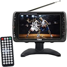 portable tv for truck drivers