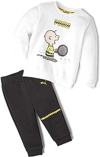PUMA Baby Jogginganzug X Peanuts Minicats Crew Jogger 586953