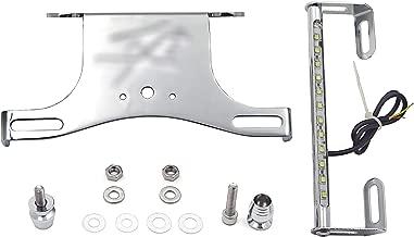 HTT Chrome LED light Fender Eliminator Tidy Tail