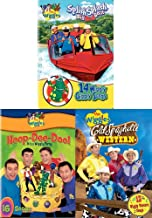 The Wiggles: It's a Wiggly Party/splish Splash Big Red Boat/cold Spaghetti Western (3 Pack)