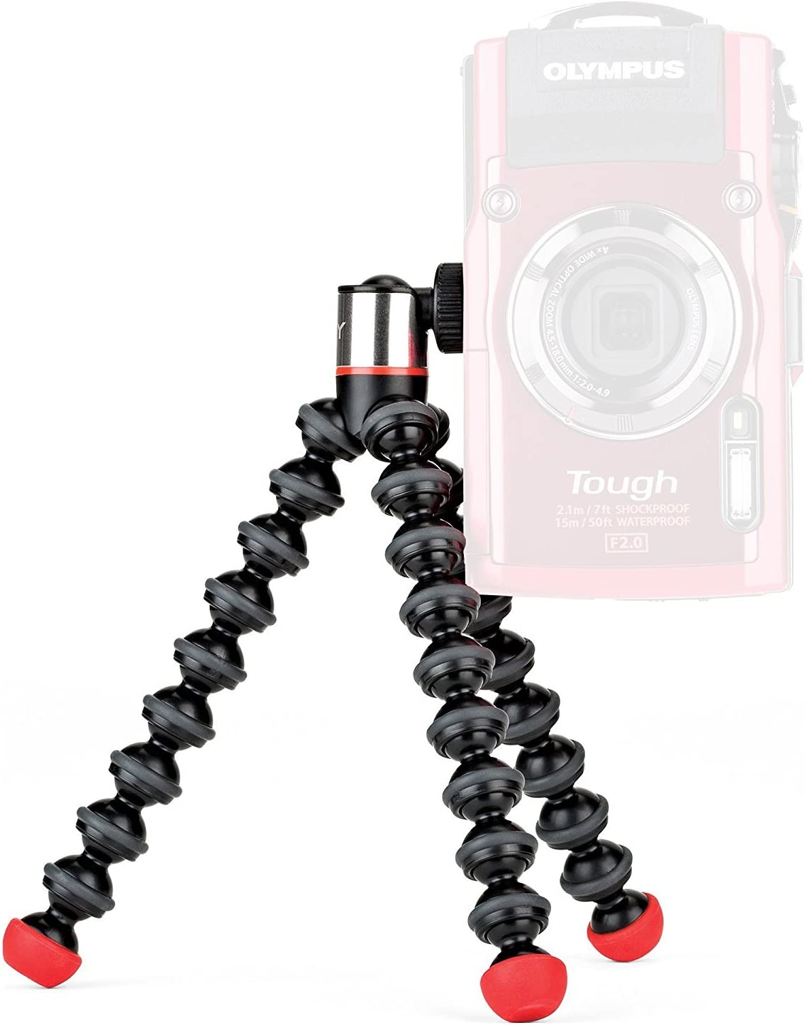 Max 87% OFF Joby GorillaPod Magnetic Selling rankings 325 Flexible A Bonus Mini-Tripod with