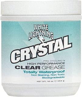 White Lightning Crystal Grease Biodegradable