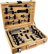 Brüder Mannesmann Werkzeuge M29002 108 parça Bambu alet çantası