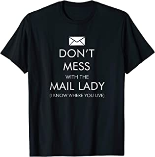 Best funny post office t shirts Reviews