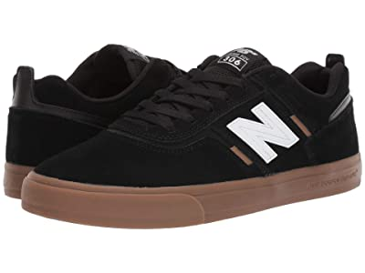 New Balance Numeric 306 (Black/Gum) Men