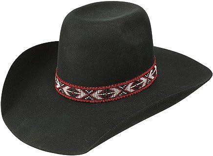 aa4588a78ec490 Resistol Men's Hooey by Presidio 4X Hat Black ...