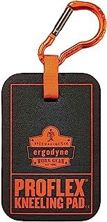 Ergodyne - 18565 ProFlex 365 Mini almofada de joelho com mosquetão, 10 x 15 x 2,5 cm, preta
