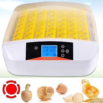 incubadora automatica 56 huevos