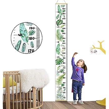 Rayher 62985505 BP FSCMixCred Toise en Bois Naturel 60-140 cm