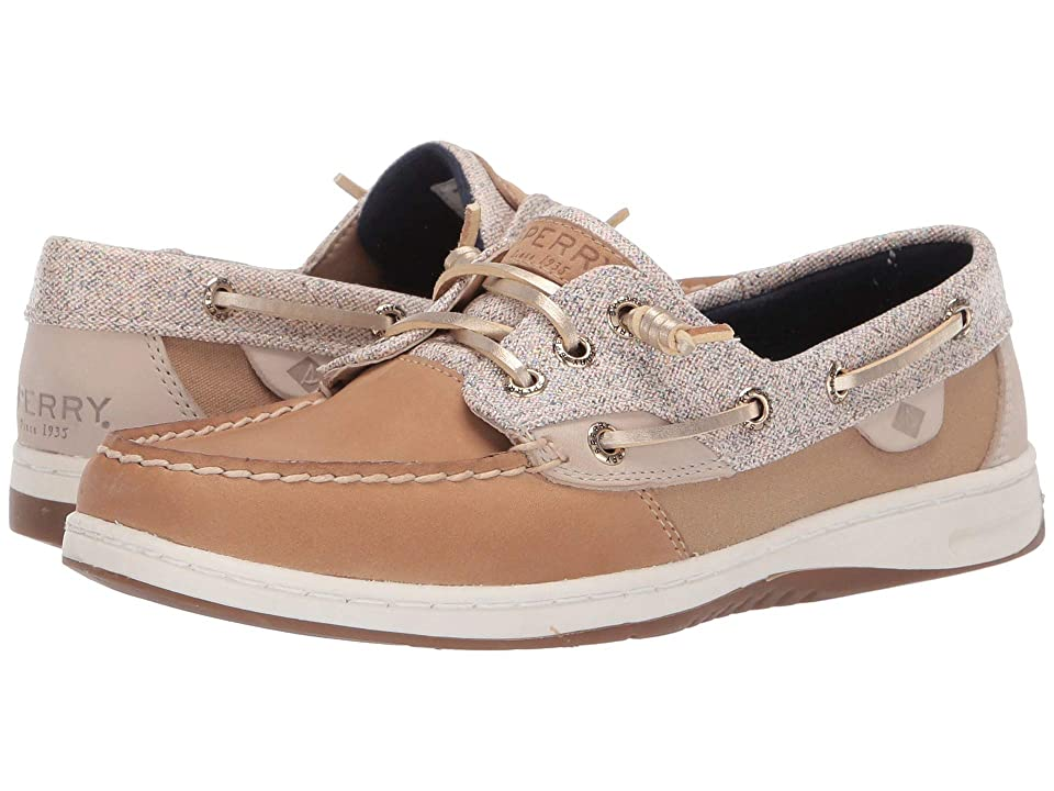 Sperry Rosefish Sparkle (Linen/Oat) Women