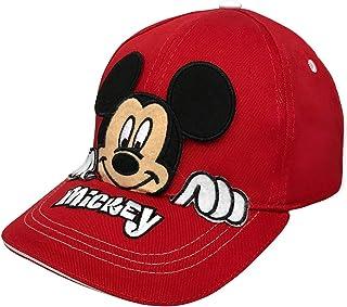 Disney Mickey Mouse Boys Peek-A-Boo Baseball Cap Age 4-7 - 5f20f07c8fab
