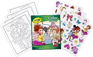 Crayola Color & Sticker Fancy Nancy, 1 of Piece
