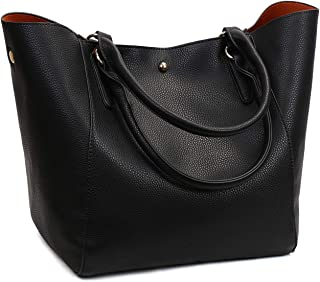Women's Waterproof Handbags Ladies Synthetic Leather Tote Shoulder Bags Fashion Travelling Mommy Soft Hot Purse
