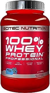 comprar comparacion Scitec Nutrition 100% Whey Protein Professional Proteína Vainilla - 920 g