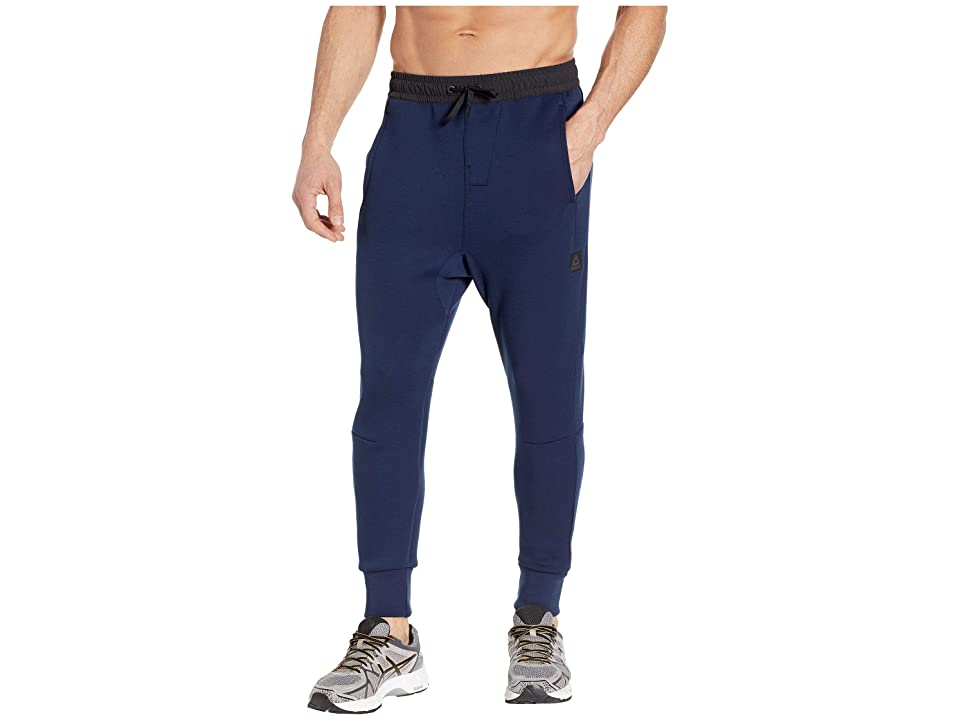 Reebok Training Supply Knit Jogger (Collegiate Navy) Men
