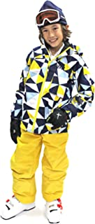 \動きやすさNo.1/【3年着られる!】 スキーウェア キッズ ストレッチ/動きやすい/軽量防寒/耐水圧 コスパ抜群!!ワンサイズ大きめ推奨(-20cmまでサイズ調整可能)お下がりにも可能 EVOL(イボール) スキーウェア キッズ 120~1...