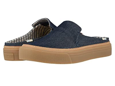 TOMS Sunrise (Navy Denim) Women
