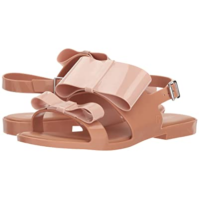 Melissa Shoes Classy II (Brown/Light Pink) Women