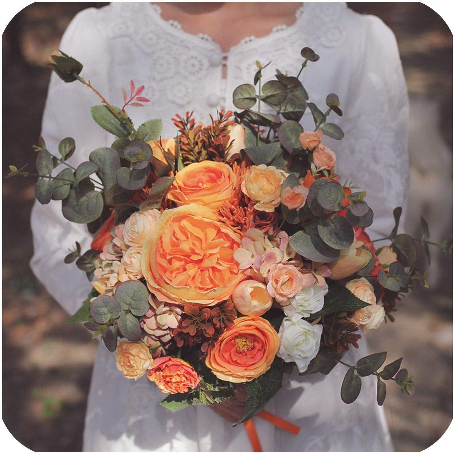 Bridal Bouquet Wedding Flowers Flowers Wedding Bouquet Wedding Artificial Silk Flowers Flower Bouquet Bridesmaid Bouquet Boho Bride