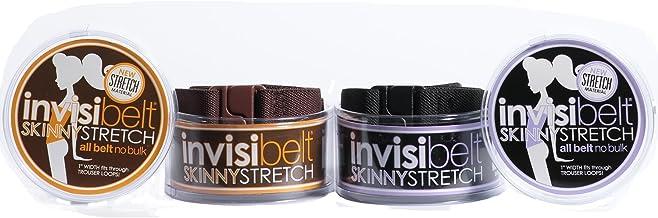 Women's Skinny Stretch Lay Flat Women's Belt Standard Combination Packs