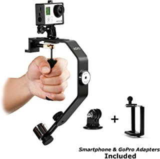 Movo Photo Stabilizer for GoPro and Smartphones