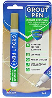 Grout Pen Beige - Ideal to Restore the Look of Tile Grout Lines