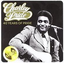 Charley Pride: 40 Years Of Pride Gold Series