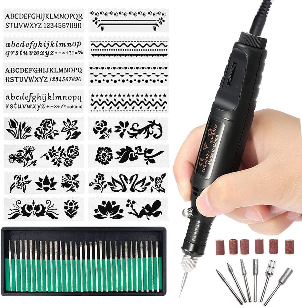 7. AxPower Electric Micro Engraver Pen
