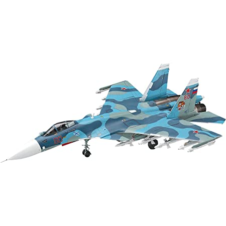 ハセガワ 1/72 ロシア海軍 Su-33 フランカーD プラモデル E35