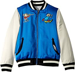 Reversible Character Bomber Jacket (Toddler/Little Kids/Big Kids)