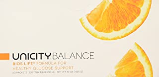 Unicity Balance for Glucose Support (This Product Replaces Bios Life Slim® G 60 Count)