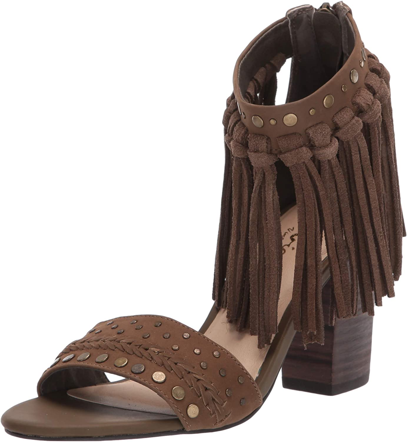 Sbicca Women's Bountiful Sandal New mail order Heeled Ranking TOP3