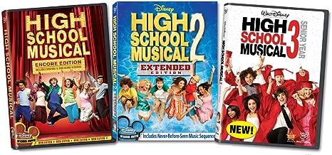 Best high school musical dvd 1 2 3 Reviews