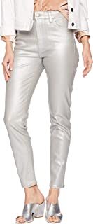 Joe's Jeans Womens Charlie Ankle in Silver