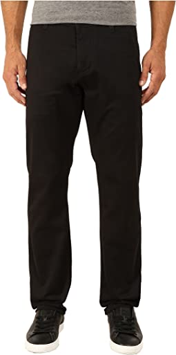 Dockers Alpha Khaki Stretch Slim Tapered
