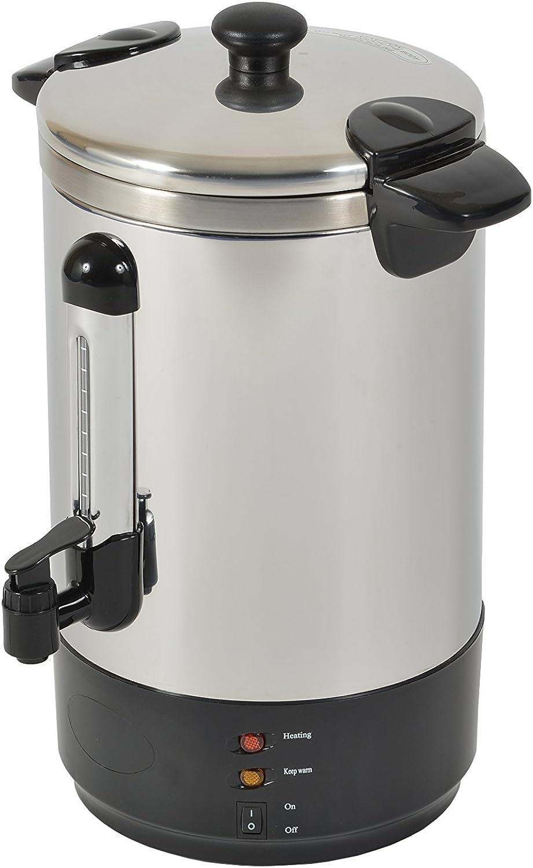 Calor ZJ-88Profi-Kaffeekocher, 8,8l, 40 50Tassen, aus Edelstahl