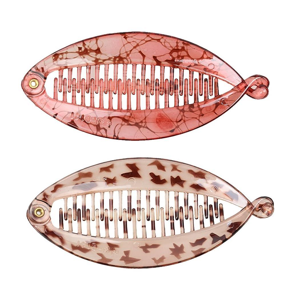義務返還筋肉のBaoblaze ヘアアクセサリー 2ピース 日常用 櫛 ギフト