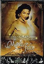 LEYENDAS DEL CINE DE ORO9 PELICULAS (MARIA FELIX Y SUS AMORES)MACLOVIA/LA MUJER DE TODOS/DONA DIABLA/LA VALENTINA/LA MUJER SIN ALMA/CAMELIA/QUE DIOS ME PERDONE/DEVORADORA/UNA CARTA DE AMOR.