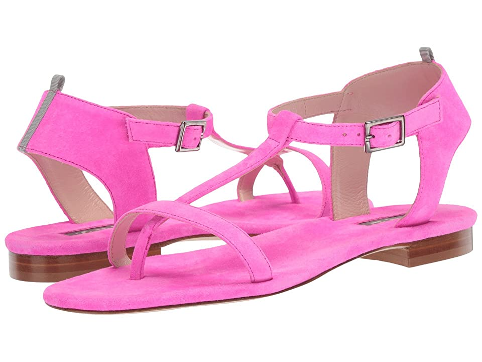 SJP by Sarah Jessica Parker Veronika (Candy Pink Fluo Suede) Women