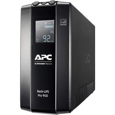 Apc By Schneider Electric Back Ups Pro Br900mi Ups Computer Zubehör